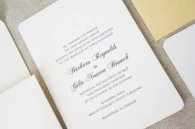 monogram wedding invitations monogram wedding invitation navy dodeline charleston sc