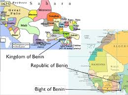 Map Of Ghana Ethnic Politics And The Relocation Of Ghana Benin And Mauritania