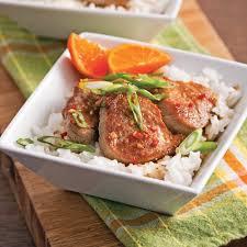 le gingembre en cuisine médaillons de porc au gingembre recettes cuisine et nutrition