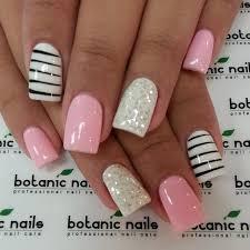 pink glitter u0026 stripes