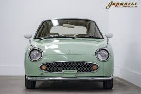 Japanese Classics 1991 Nissan Figaro