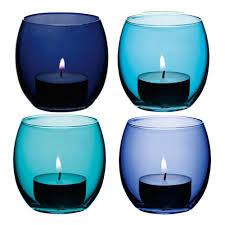 buy lsa international coro assorted tealight holders set of 4