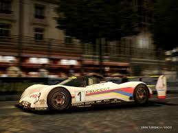 peugeot spor araba image peugeot 905 race car 1 jpg gran turismo wiki fandom