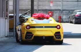 Ferrari F12 Aerodynamics - spied yet another spy shot of the special ferrari f12 gto slated