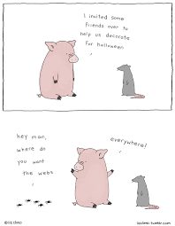 liz climo draws comics of animals with wry senses of humor comic