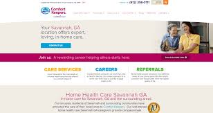 Comfort Keeprs Comfort Keepers Of Savannah Boost By Design Portfolio