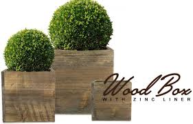 Wood Vases For Sale Blog Decorating Tips For Wooden Box Vases And Metal Planters