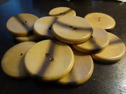 large diameter prices shown are per dozen woodbuttons