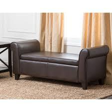 dark brown storage ottoman dark brown storage ottoman bonners furniture