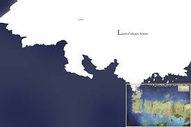 Game Of Thrones Google Map No Spoilers As A New Show Watcher This Complete Map Cleared Up