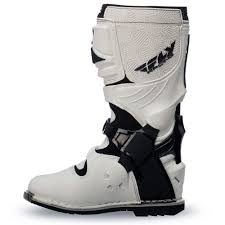 sixsixone motocross boots fly racing 2015 mens sector mx boots white available at