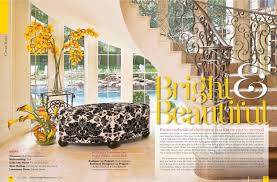 home interior decorating magazines by design interiors inc houston interior design firm feature