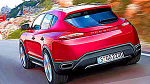 new porsche 2018 06592 prévia novo porsche cayenne coupe 2018 concorrente do bmw x6