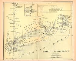 Lake Michigan Shipwrecks Map by All Items For Sale Lighthouse Antiques