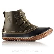 sorel womens boots uk sorel out n about leather boots black 41ix7928 sorel