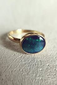 black opal engagement rings opal engagement rings for the modern brides wedding forward