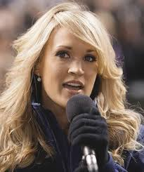 celebrity hairstyle carrie underwood best hairstyle