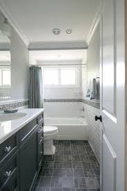 Slate Tiled Bathrooms Bathrooms With Dark Floors