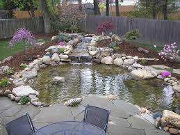 backyard fishing pond ideas backyard fence ideas