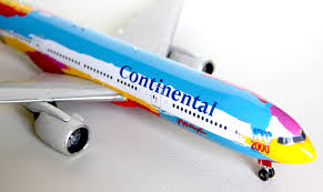 Tiny Planes The Max Collector Remembering The Peter Max Continental Airplane