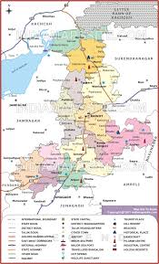 map of rajkot rajkot tourism map map of rajkot tourism
