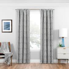 Grey And Lime Curtains Martha Stewart Living Curtains U0026 Drapes Window Treatments