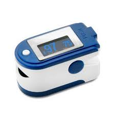 amazon com cms 50d blue finger pulse oximeter with usb and