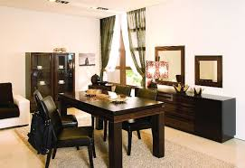 dining room decor marvellous black and white dining room