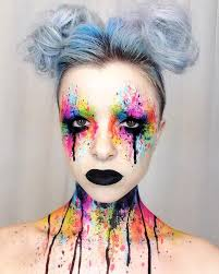 the 25 best halloween make up ideas on pinterest