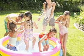 100 fun summer ideas for kids and parents