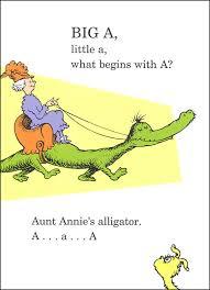 De Seuss Abc Read Aloud Alphabeth Book For Dr Seuss S Abc An Amazing Alphabet Book Board Book 026530