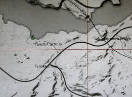 Dead Frontier Map Frontera Bridge Red Dead Wiki Fandom Powered By Wikia