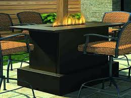 bar height patio table plans bar height patio set height patio table with fire pit new set