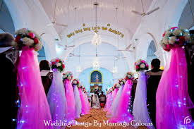 church wedding decorations church wedding decorations chennai
