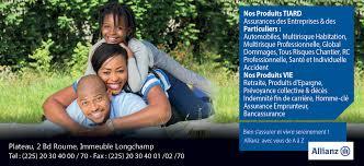 allianz siege social telephone allianz cote d ivoire assurances assurances