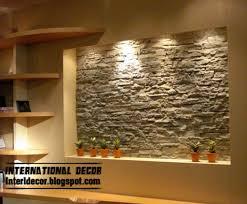 Fair  Stone Tile Living Room Design Decorating Inspiration Of - Living room wall tiles design