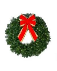 pre lit wreath pre lit christmas wreaths all sizes 24 up to 144 christmas