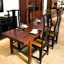 long thin dining table narrow rectangular dining table iamfiss com