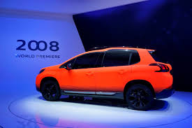 peugeot 2008 crossover all new peugeot 2008 small crossover 7 tunedtech car enthusiasts