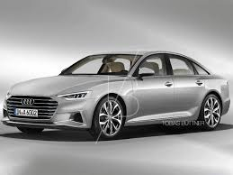 is this what the 2017 audi a6 will look like