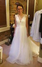 v neck ball gown duchess short sleeve wedding dresses ebay