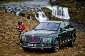 bentley releases fly fishing special edition car for fishermen
