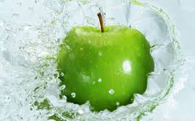 free green apple wallpaper 1920x1200 24497