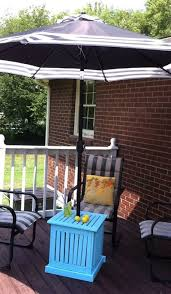 Diy Patio Umbrella Stand Patio Umbrella Stands Home Decorating Ideas Diy Patio Deck