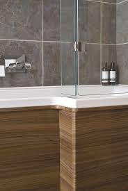 378 Best Bathrooms Images On Designer L Shaped Bath Screen 815mm X 1500mm Qfl0016