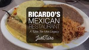 article de cuisine ricardo ricardo s restaurant a tulsa tex mex legacy justtulsa com