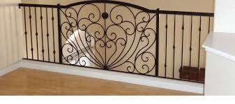 rail fence artistic iron works ornamental wrought iron
