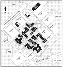 North East Map Tarrant County College Northeast Campus Maplets