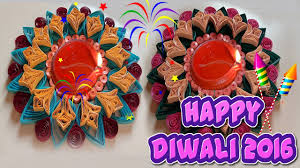 paper quilling easy rangoli designs for diwali home decorating