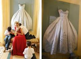 preserve wedding dress framed wedding dress ideas to showcase your dress after the big